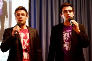 Musikalische Umrahmung VR-Bank Memmingen 2012
